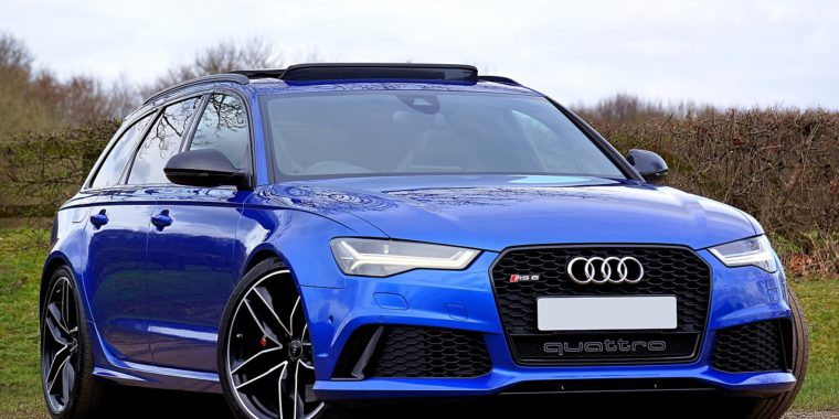 Części zamienne do samochodów marki Audi