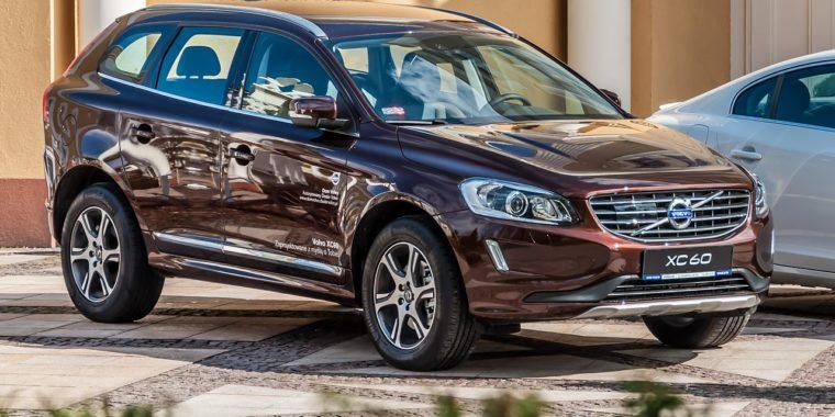 Części do samochodów Volvo