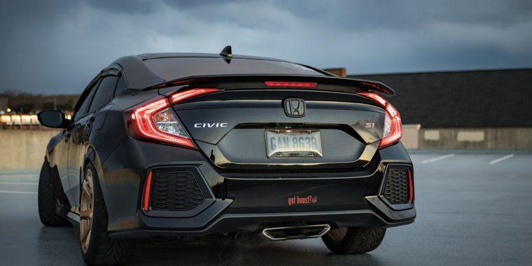 Części do samochodów marki Honda