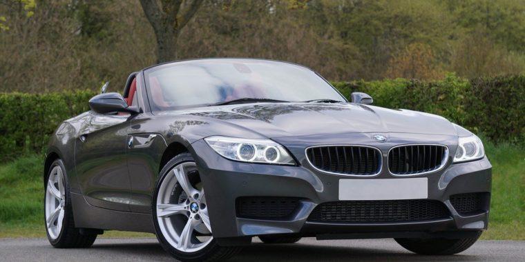 Kupujemy części do BMW